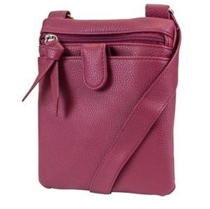 Mindi Traveler Crossbody Handbag